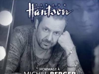 Renaud Hantson Hommage a Michel Berger